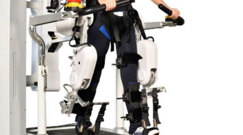 ربات توانبخشی پایین تنه